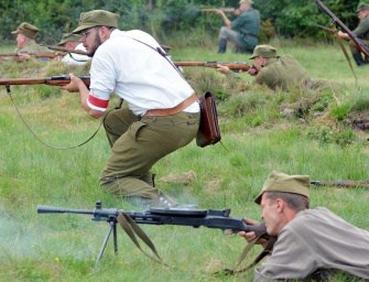 Piknik Militarno-Historyczny Blizna 2018 – ZDJĘCIA