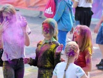Festiwal Kolorów w Ropczycach – ZDJĘCIA