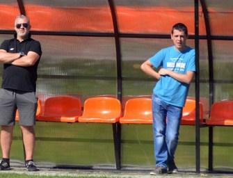 Strażak Lubzina musiał zmienić trenera