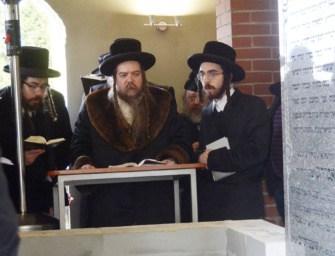 Chasydzi odwiedzili Sędziszów Małopolski
