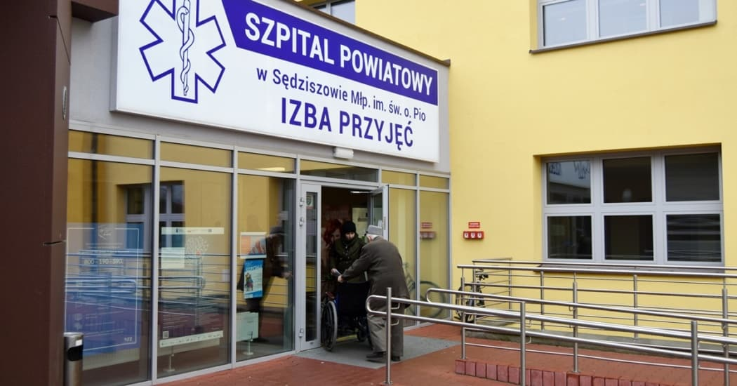 szpital zakaz odwiedzin