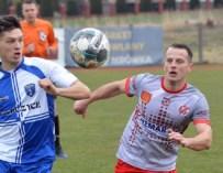 Błękitni Ropczyce przegrali z KS-em Wiązownica – ZDJĘCIA