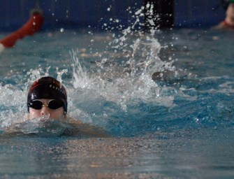 Podkarpacka Liga Pływacka w Ropczycach – ZDJĘCIA
