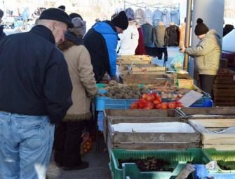 Rusza handel na sędziszowskim placu targowym