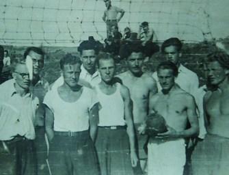 Do Wołgi Śliwińskiego mieścili cały zespół, wybudowali basen, jeździli po całej Polsce. Historia Pogórza Wielopole Skrzyńskie
