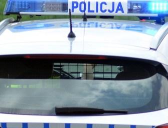 53-latek podejrzany o grożenie siostrze i znieważenie policjantów