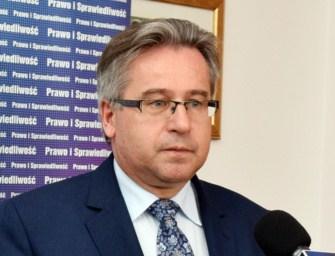 Moskal zawieszony w PiS