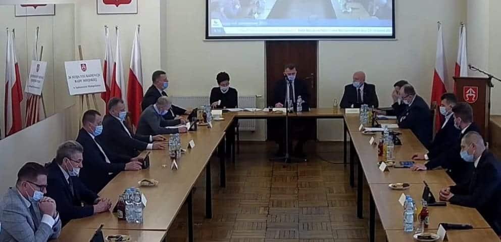 screen rada sedziszow