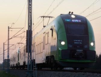 Rusza Podkarpacka Kolej Aglomeracyjna. Przybędzie 26 pociągów