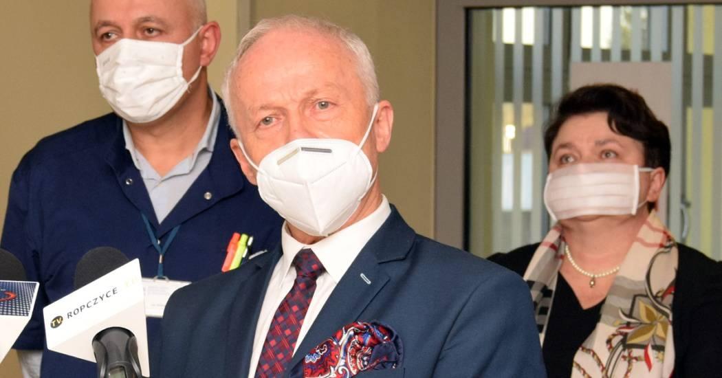 Tlen dla szpitala