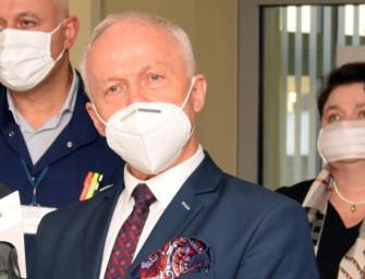 Szpital dostał pieniądze. Będzie więcej tlenu
