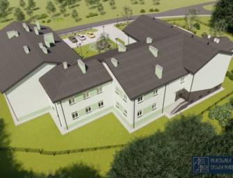 Szkoła w Broniszowie będzie większa. Jest już projekt rozbudowy