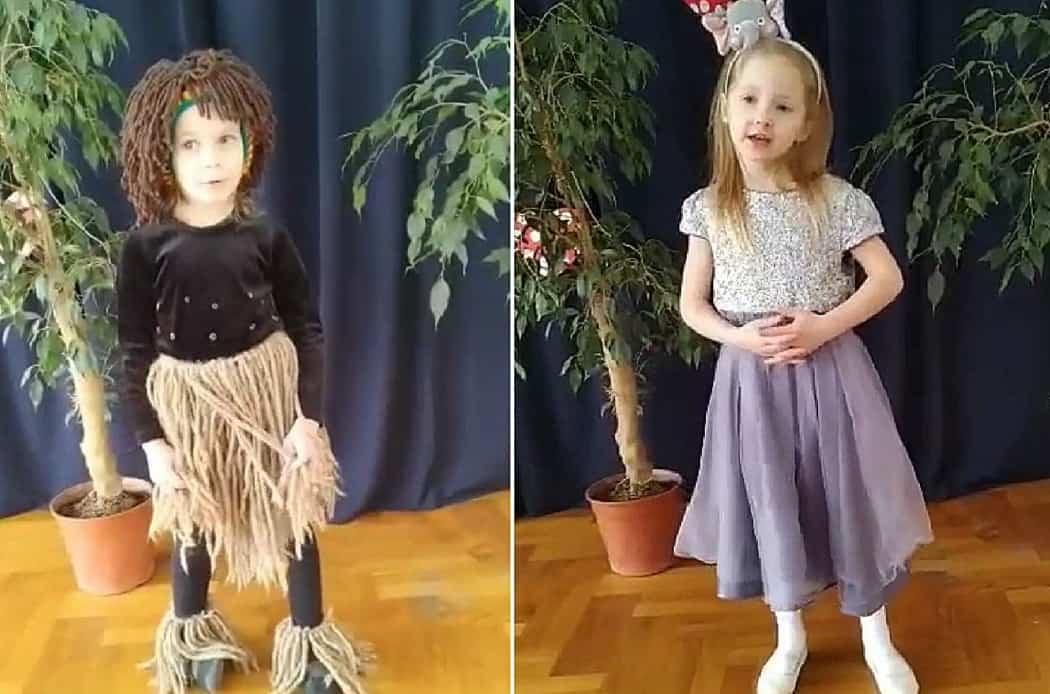 dziewczynki ze skrzyszowa