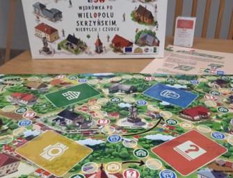 Powstała gra planszowa o Wielopolu Skrzyńskim i okolicach