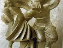 Rzeźba artysty z Nawsia zlicytowana za 120 tys. zł. Dzieło powstało jeszcze przed wojną