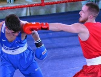 Bokser Hubert Zacios zadebiutował w Skrzyszowie – ZDJĘCIA